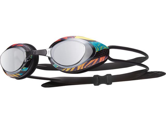 TYR Black Hawk Racing Goggle Men black/colourful
